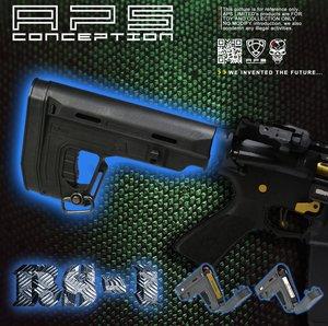 "Airsoftrifle APS ASR118 - 3 Gun 16 ""Key Mod Rifle"""