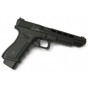 Airsoftpistol, APS ACP606 Spyder Co2