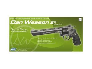 """Airsoft Dan Wesson 8"""" revolver"""
