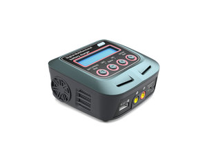 Batteriladdare Auto-stop, Digital Multifunctional
